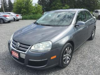 Used 2006 Volkswagen Jetta 2.5 LEATHER SUNROOF LOADED for sale in Gormley, ON
