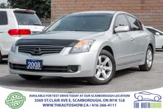 Used 2008 Nissan Altima 2.5 S TINTS HEATED-SEATS ALLOYS for sale in Caledon, ON