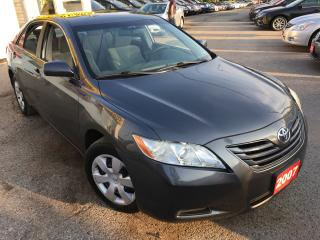 Used 2007 Toyota Camry LE/AUTO/4DOOR/CHEAP ON GAS for sale in Scarborough, ON