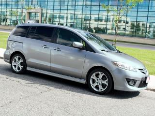 Used 2010 Mazda MAZDA5 GT|NAVI|DUAL DVD|SUNROOF|LEATHER for sale in Scarborough, ON