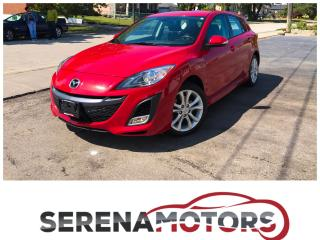 Used 2010 Mazda MAZDA3 GT for sale in Mississauga, ON