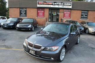 Used 2007 BMW 3 Series 335xi for sale in Scarborough, ON