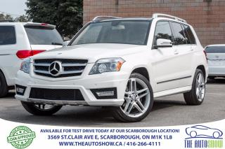 Used 2012 Mercedes-Benz GLK350 AMG SPORT PANO-ROOF BLUETOOTH for sale in Caledon, ON