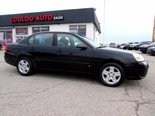 Used 2007 Chevrolet Malibu LT Automatic Certified 2 Years Waranty for sale in Milton, ON