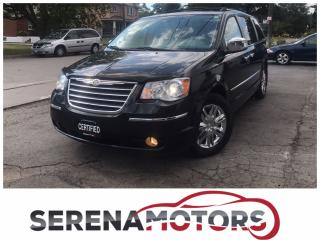 Used 2009 Chrysler Town & Country Limited  for sale in Mississauga, ON