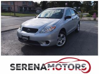 Used 2006 Toyota Matrix for sale in Mississauga, ON