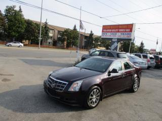 Used 2008 Cadillac CTS w/1SA SPORT LUXURY FULLY LOADED!!! for sale in Scarborough, ON