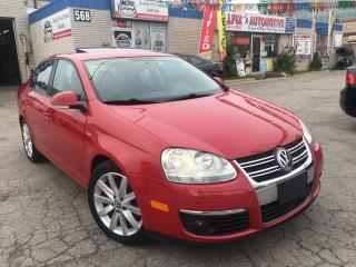 Used 2010 Volkswagen Jetta Wolfsburg Wolfsburg w/NAVI_BACKUP CAM__REMOTE STAR for sale in Oakville, ON