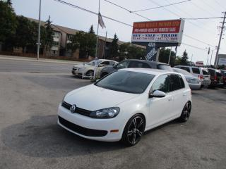 Used 2012 Volkswagen Golf Sportline for sale in Scarborough, ON