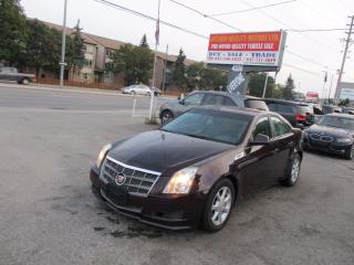 Used 2009 Cadillac CTS w/1SA for sale in Scarborough, ON