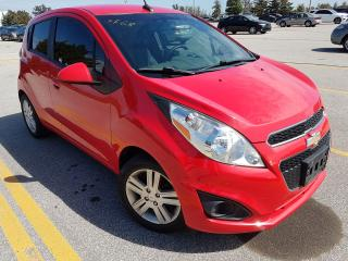 Used 2013 Chevrolet Spark LS  1.2 L, Winter Car,  !! Save Gas!! No Accident. for sale in Woodbridge, ON