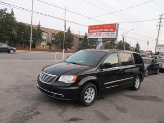Used 2012 Chrysler Town & Country TOURING, Navigation, Backup Cam, Rear Screen!! for sale in Scarborough, ON