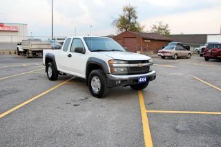Used 2007 Chevrolet Colorado LS Z85 for sale in Brampton, ON