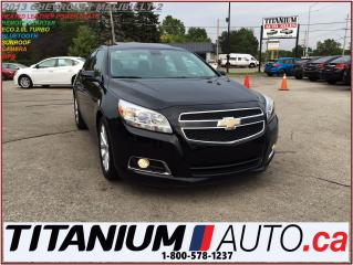 Used 2013 Chevrolet Malibu LT-2+GPS+Camera+Leather Heated Power Seats+Sunroof for sale in London, ON