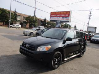 Used 2008 Toyota RAV4 AWD,SPORT ***FULLY LOADED!!! for sale in Scarborough, ON