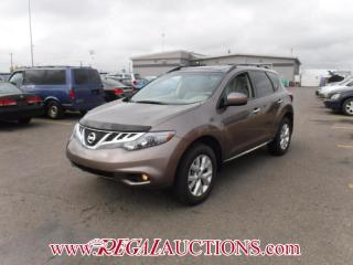Used 2014 Nissan MURANO SV 4D UTILITY AWD 3.5L for sale in Calgary, AB
