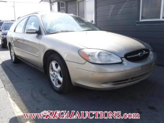 Used 2001 Ford TAURUS SE 4D WAGON for sale in Calgary, AB