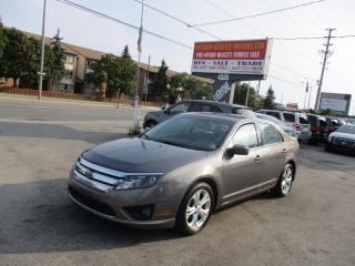 Used 2012 Ford Fusion SE for sale in Scarborough, ON