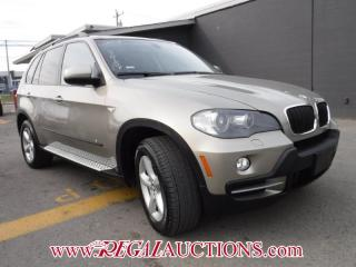 Used 2008 BMW X5  4D UTILITY 4WD for sale in Calgary, AB