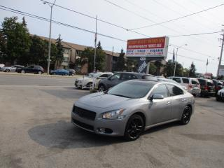 Used 2009 Nissan Maxima 3.5 SV,Navigation,Backup Camera for sale in Scarborough, ON