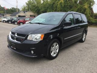 Used 2016 Dodge GRAND CARAVAN CREW * POWER GROUP * 7 PASS * LOW KM for sale in London, ON