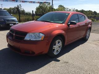Used 2008 Dodge AVENGER SE * SUNROOF * SAT RADIO SYSTEM for sale in London, ON