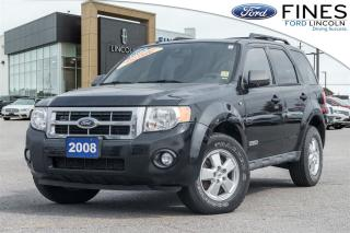 Used 2008 Ford Escape XLT 3.0L - YOU CERTIFY & YOU SAVE! for sale in Bolton, ON
