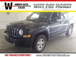 Used 2014 Jeep Patriot North|4X4|CRUISE|AIR CONDITIONING|93,030 KMS for sale in Cambridge, ON