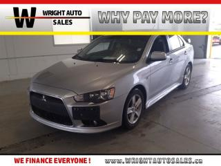 Used 2013 Mitsubishi Lancer SE|SUNROOF|LEATHER|HEATED SEATS|79,720 KMS for sale in Cambridge, ON