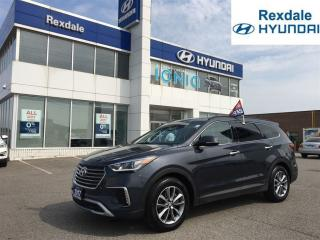 Used 2017 Hyundai Santa Fe XL Premium AWD 2.99% FIANCING O.A.C. for sale in Etobicoke, ON