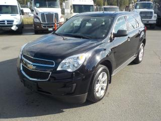 Used 2012 Chevrolet Equinox LS 2WD for sale in Burnaby, BC