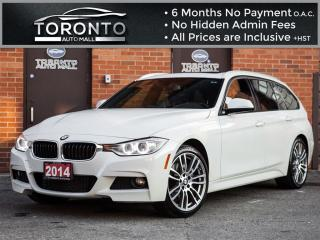 Used 2014 BMW 328i xDrive Touring+M Performance+Navi+No accidents for sale in North York, ON