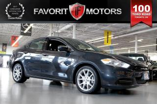 Used 2013 Dodge Dart SXT | UCONNECT PHONE | CRUISE CONTROL for sale in North York, ON