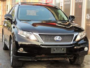Used 2010 Lexus RX 450h for sale in Etobicoke, ON