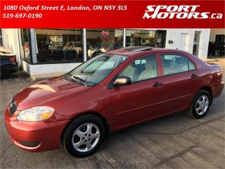 Used 2006 Toyota Corolla CE for sale in London, ON
