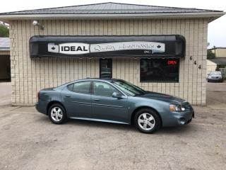 Used 2007 Pontiac Grand Prix for sale in Mount Brydges, ON