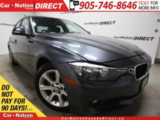 Used 2013 BMW 320i i| PUSH START| ONE PRICE INTEGRITY| for sale in Burlington, ON