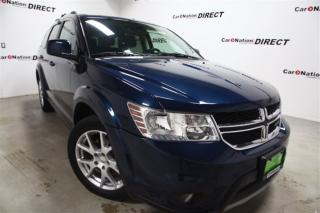 Used 2013 Dodge Journey Crew| DVD| 7-PASSENGER| BACK UP CAMERA| for sale in Burlington, ON