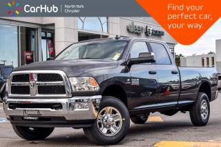 New 2018 RAM 3500 New Car SLT|4x4|Diesel|Crew/8'Box|Snow,LuxuryPkgs|Sunroof|Uconnect4C| for sale in Thornhill, ON