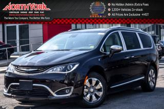 New 2017 Chrysler Pacifica Hybrid New Car Platinum|UconnectTheatre, Adv.SafetyTecPkgs for sale in Thornhill, ON