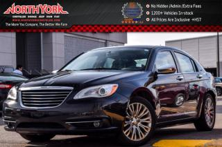 Used 2013 Chrysler 200 Limited|Sunroof|Leather|HeatSeats|Bluetooth|Sat.Radio|R-Start|18