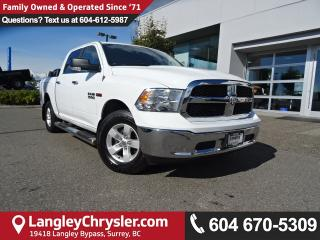 Used 2014 Dodge Ram 1500 SLT *ACCIDENT FREE*ONE OWNER*LOCAL BC TRUCK* for sale in Surrey, BC