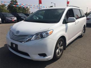 Used 2016 Toyota Sienna for sale in Brampton, ON
