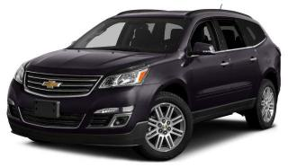 Used 2015 Chevrolet Traverse 1LT for sale in Gloucester, ON
