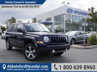 Used 2016 Jeep Patriot Sport/North ACCIDENT FREE for sale in Abbotsford, BC