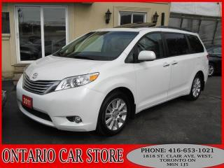 Used 2011 Toyota Sienna Limited AWD TOP OF THE LINE NAVIGATION for sale in Toronto, ON
