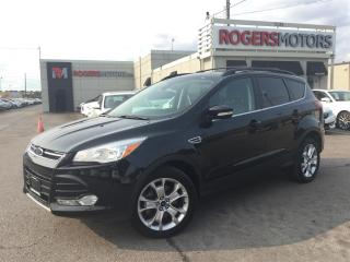 Used 2013 Ford Escape SEL 4WD - NAVI - PANO ROOF - LEATHER for sale in Oakville, ON