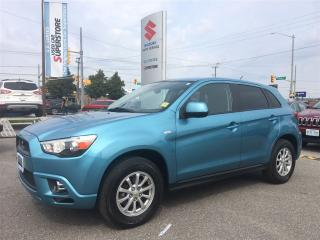 Used 2011 Mitsubishi RVR ~Feels Solid and Tight ~Fuel Economy ~Agile for sale in Barrie, ON