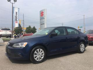 Used 2011 Volkswagen Jetta Trendline ~Low Km ~Heated Seats ~Fully Redesigned for sale in Barrie, ON