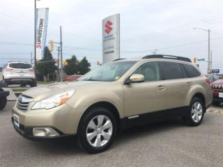 Used 2010 Subaru Outback 2.5i All-Wheel Drive ~Heated Seats ~P/Sunroof for sale in Barrie, ON